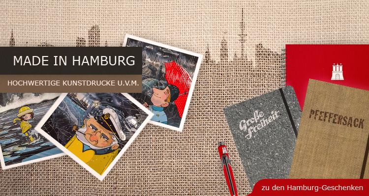 Geschenke made in Hamburg