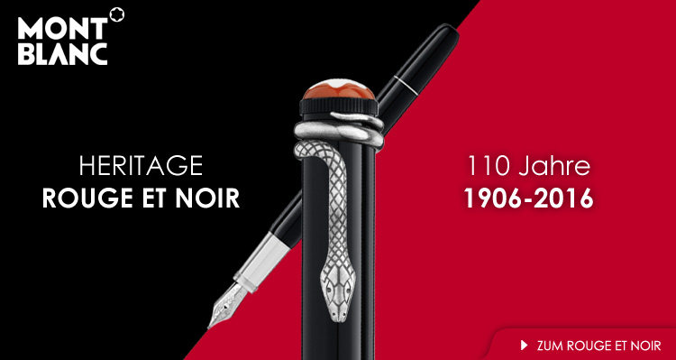 Montblanc Heritage Rouge et Noir 1906