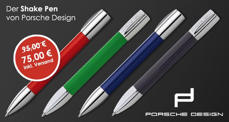 Porsche Design Shake Pen